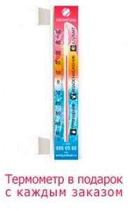 Термометр в подарок