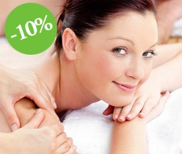 10% скидка на массаж infrus.ru