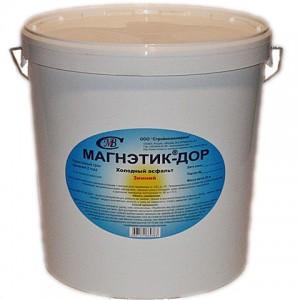 Холодный асфальт Магнэтик-ДОР (Зимний) 30кг