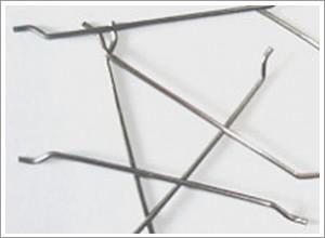 Фибра стальная анкерная Hendix производства Северсталь-метиз