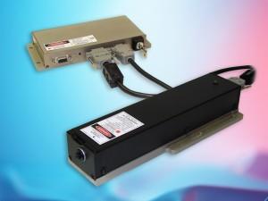 Непрерывный зеленый лазер DTL-313 (527 нм, 200 мВт - 1 Вт)