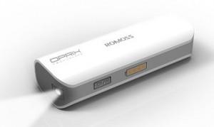 Универсальное зарядное устройство OPRIX-ROMOSS Solo 1