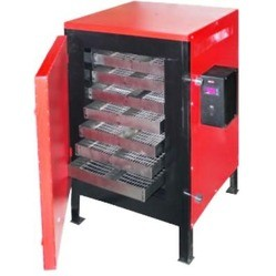 Печь для сушки и прокаливания электродов ЭПСЭ-140/400.01М (380 В) цифровая индикация