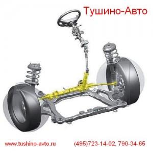 Ремонт рулевой рейки, Tushino-Avto