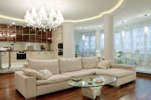 Отделка квартир и коттеджей