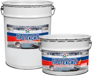 Протексил - упрочняющая и обеспыливающая пропитка для бетонных полов