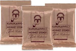 100 г. Кофе по-турецки молотый MEHMET EFENDI (25 шт)