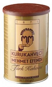 250 г. Кофе по-турецки молотый MEHMET EFENDI (12 шт)