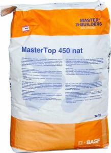 MasterTop 450. Упрочнитель поверхности бетонного пола