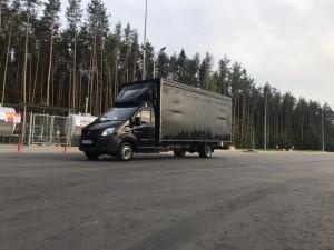 Перевозки ГАЗель 6 метров