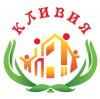 Логотип КЛИВИЯ, частный детский сад