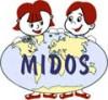 Логотип МИДОС, Туристическая фирма «МИДОС» предлагает туристические туры по Европе и России, пляжный отдых в России, Египте, Турции и других странах мира. Наши туры доступны всем и в любое время года, так как спектр туров включает как бюджетные, так и эксклюзивны